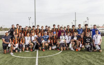 Valencia CF Tour - Epsom College