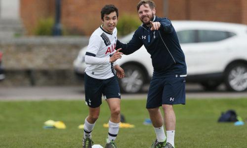 """Tottenham Hotspur FC Training Day"""