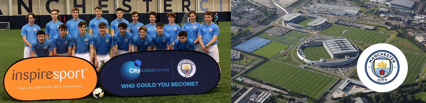 Man City Football Tours