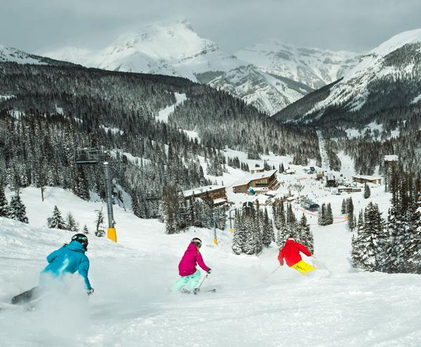 Banff School Ski Trips