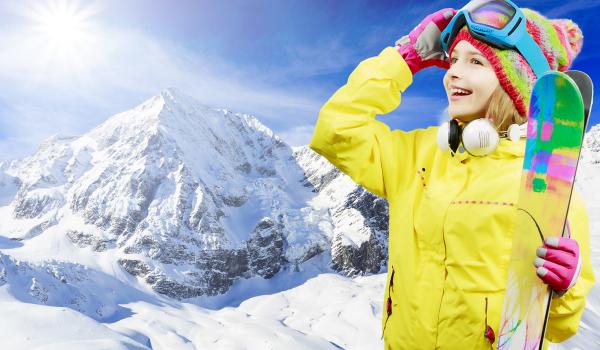 School ski trips with inspireski