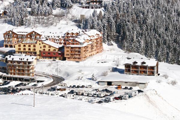 Prato Nevoso School Ski Trips