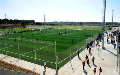 Fubol Salou Training pitch