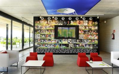 Football Salou Lounge
