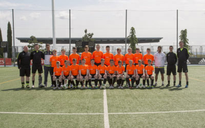Real Madrid CF Group Squad Picture