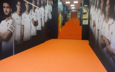 Behind the Scenes at Valencia CF