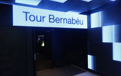Real Madrid Bernabeu Tour