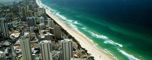 Australia's gold-coast