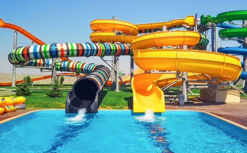 Optional excursion to waterpark