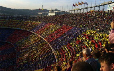 Barcelona FC Football Tours Camp Nou