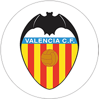 Valencia CF Club Badge