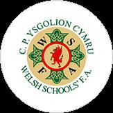 Welsh Schools FA Logo