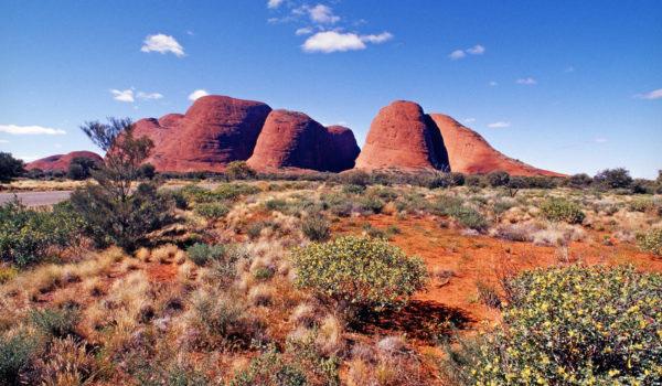 Australia Sports Tours to Ayres rock