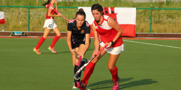 International Hockey in Gibraltar