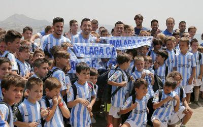 MALAGA CF Group Fans
