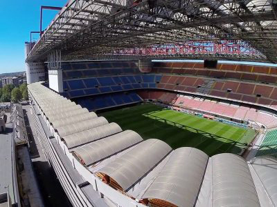 AC Milan San Siro Stadium