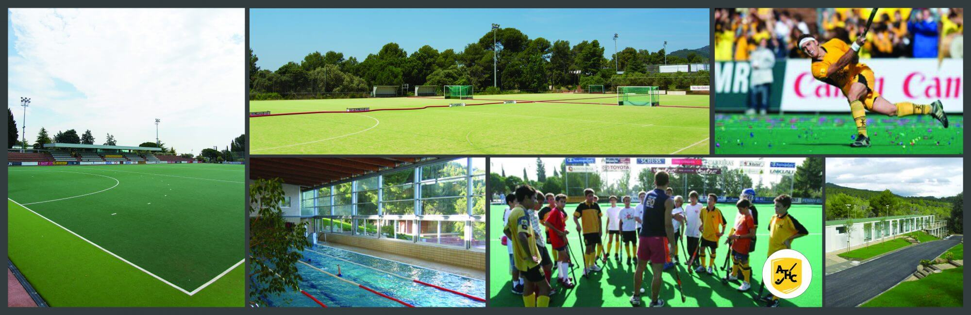 Atletic Terrassa Hockewy Club Tours with inspiresport