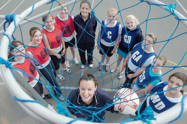 Netball Tours to Glasgow Wildcats for schools and clubs
