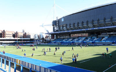 Cardiff Blues Rugby Tours