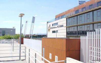 Spanish Fa Training Facility