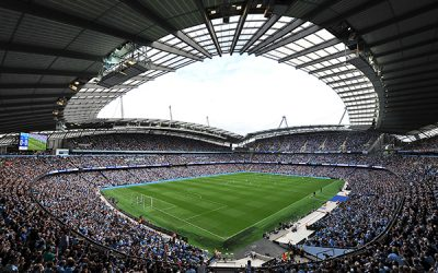 Exclusive to inspiresport Manchester City FC tours