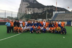 Training in Gibraltar