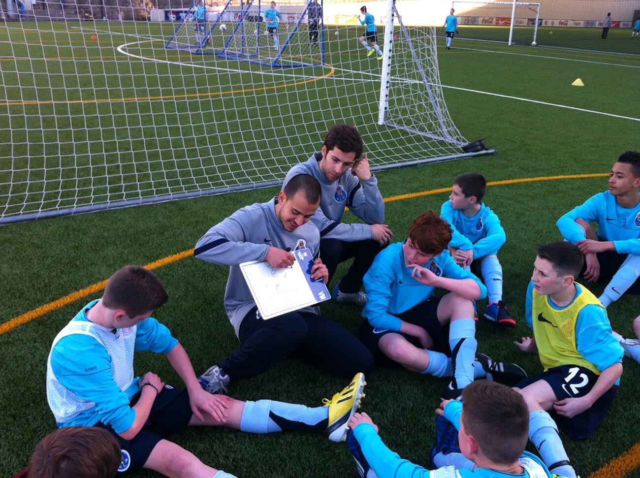 FC Porto Coaching
