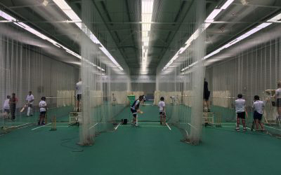 Cricket Training at Lancashire CCC
