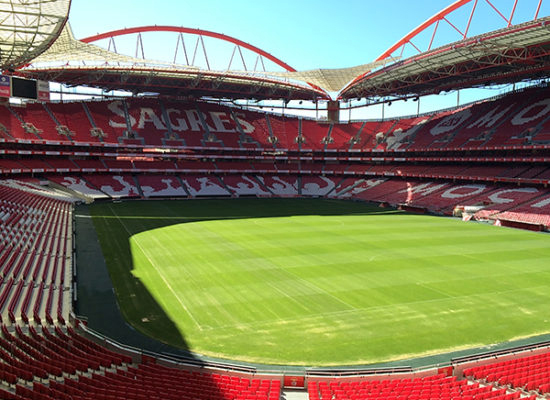 SL Benfica Football Tours with inspiresport