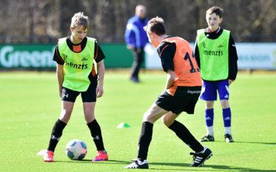 Vitesse Arnhem Training