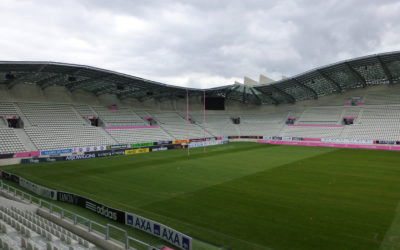 Rugby Tours to Stade Francais with inspiresport