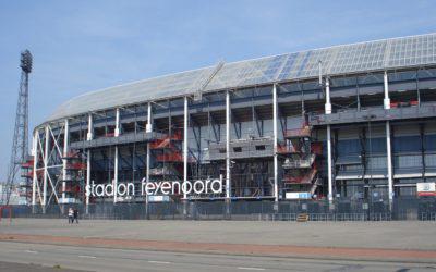 Feyenoord Rotterdam Tour De Kuip Stadium