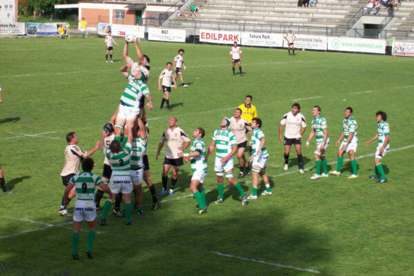 Benetton Treviso Rugby Tours