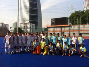 Longhaul hockey tours in Malaysia