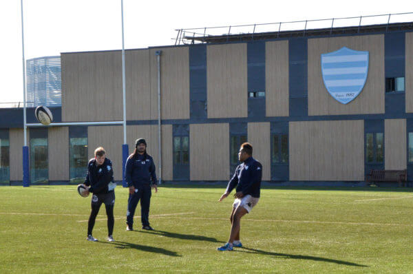 Racing 92 Tours with inspiresport