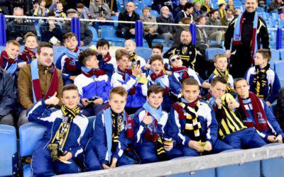 Vitesse Group watching match