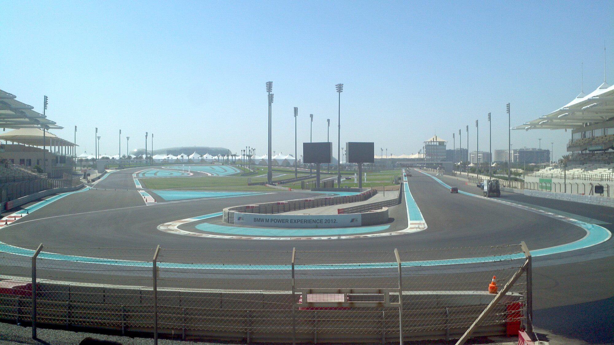 Dubai Formular 1 yasmarina1
