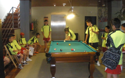 Spanish FA Tour Recreation