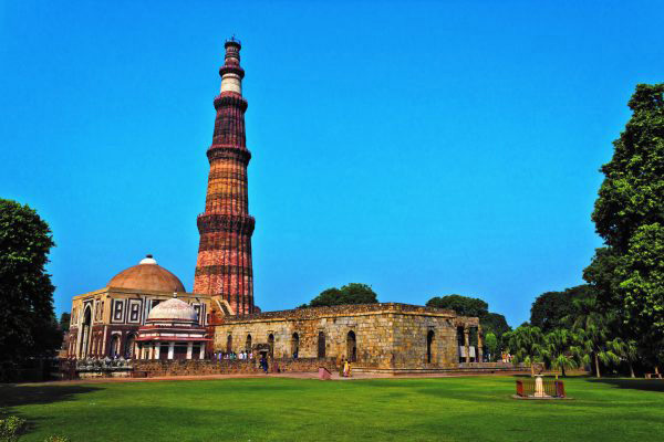 Qutab Minar in India