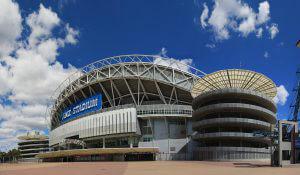 Olympic park stadium Australia