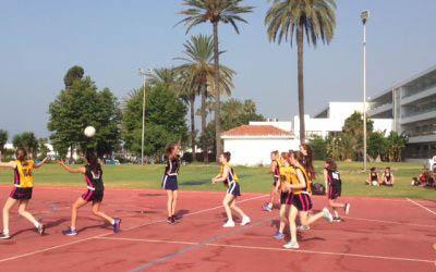 Netball at Atalaya Park