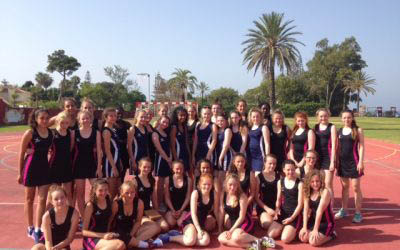 Netball Tours to Marbella Netball Club