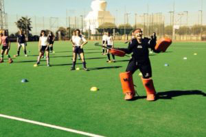 Hockey Tours with inspiresport to Benalmadena