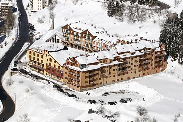 Prato Nevoso School Ski Trips Italy
