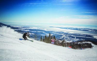 Le Massif School Ski Trips
