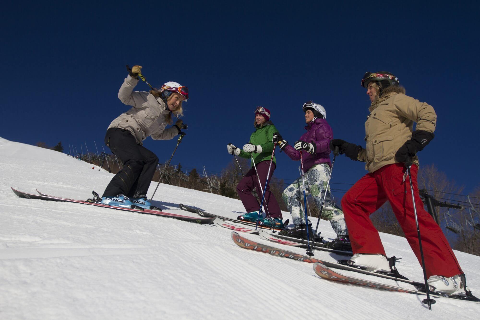 Winter Park USA School Ski Trips