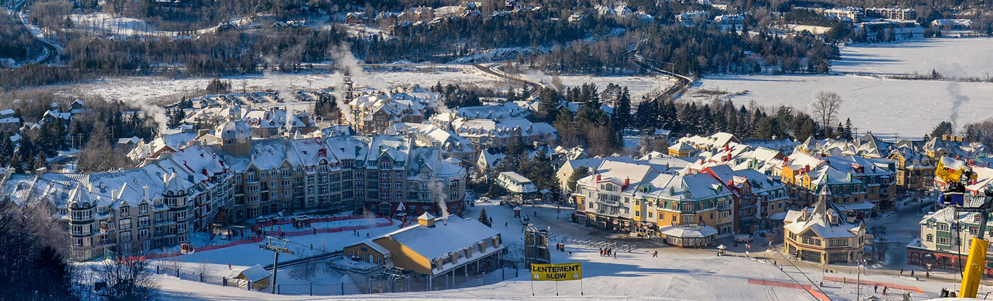Tremblant School Ski Trips with inspireski