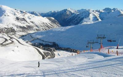 Andorra School Ski Trips