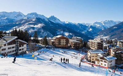 Sauze School Ski Trips in Italy with inspireski