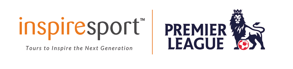 Inspire sports and premier league logo